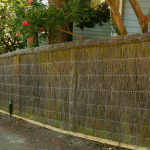 Perimeter Brush Fence
