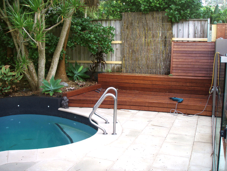 Sydney Brush Fence Example