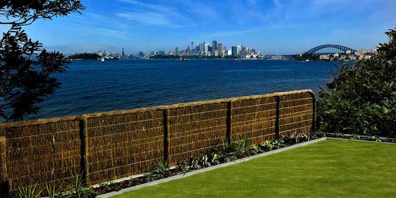 Brush Fencing In Sydney
